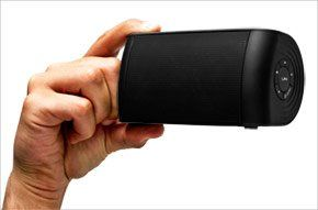 The OontZ Ultra-Portable Wireless Bluetooth Speaker by Cambridge SoundWorks