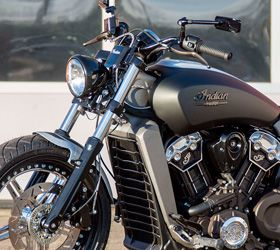 Project Scout Dealer Contest | Indian Motorcycle