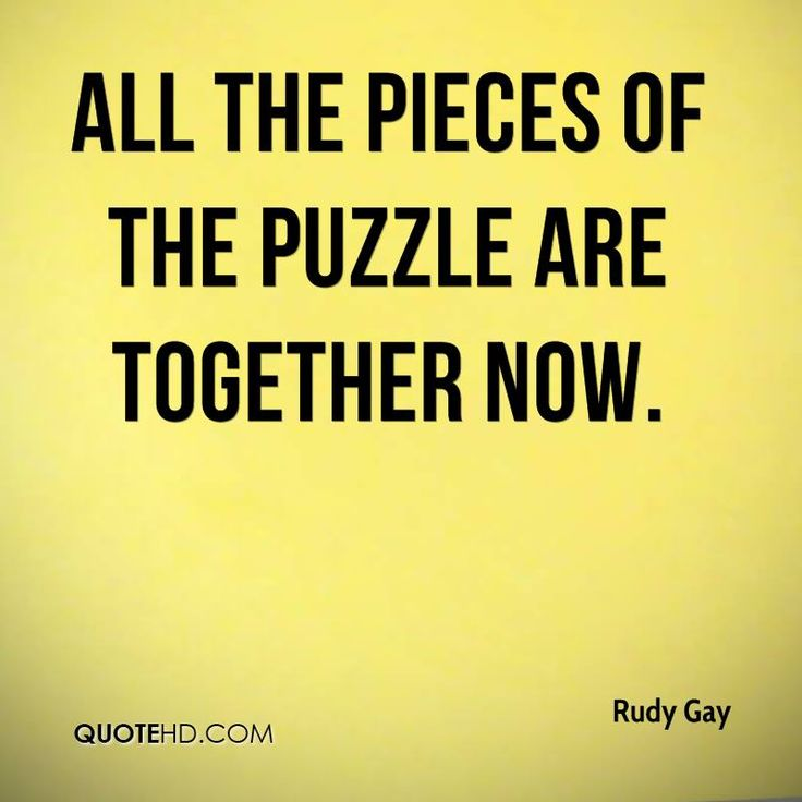 puzzle quotes - Google Search