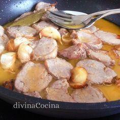 Esta receta de puntas de solomillo en salsa al ajillo es tan sencilla como rica, la carne es tierna y la salsa tiene un sabor casero y tradicional que gusta a todos.