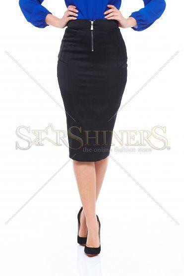 PrettyGirl Outlook Black Skirt
