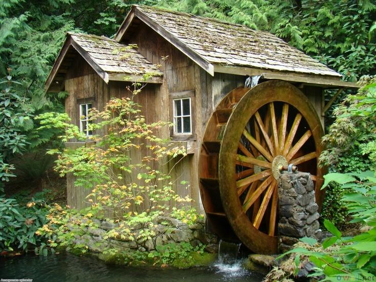 MG old mill waterwheel 6
