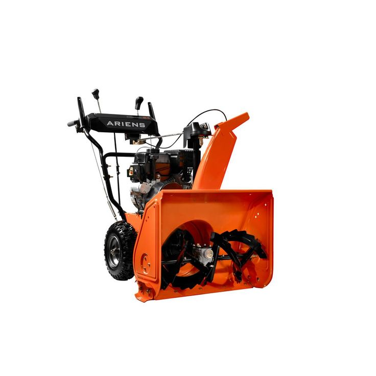 Classic 24 in. 2-Stage Electric Start Gas Snow Blower