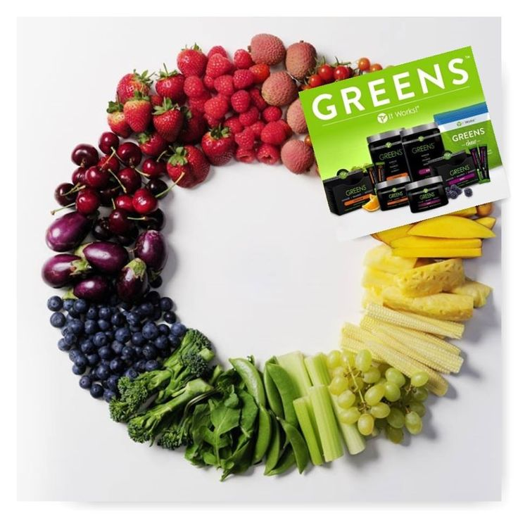 greens.howtonow.org It Works Greens powder mix is amazing! It detoxes your body, provides you with 8+ servings of fruits & veggies, balances your PH, & has 38+ super foods in it!