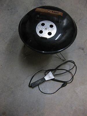Weber 10020 Smokey Joe Charcoal Grill - Portable