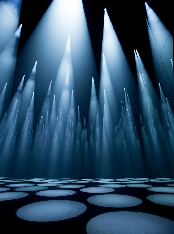 COS x sou fujimoto creates immersive forest of light during milan design week