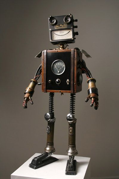 Robot Art | The Awesomer | Awesome Stuff – #Art #A…