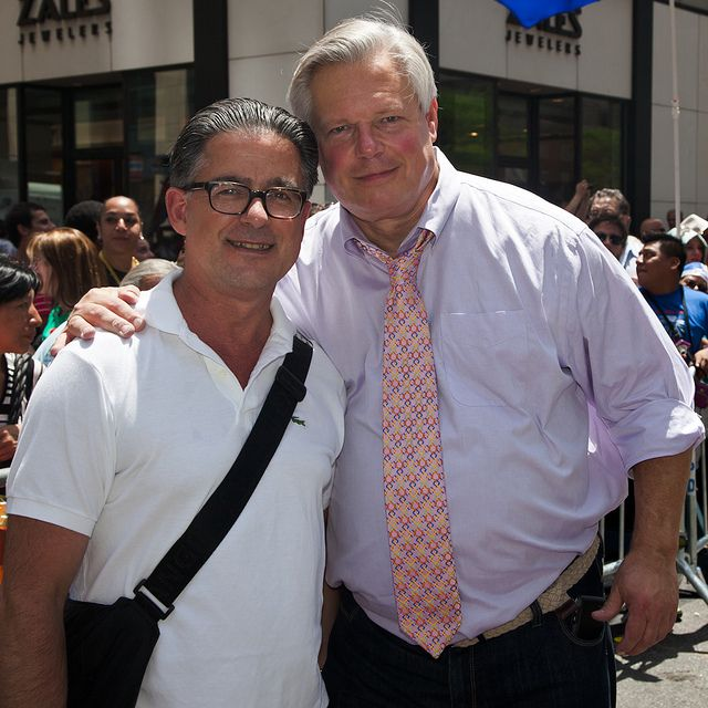 Thomas K. Duane (born January 30, 1955) is an American politician from NYC, who served in the New York State Senate from 1999 to 2012. He represents the 29th Senate District. Duane's partner since 1992 is Louis Webre. Duane has been the lead sponsor of same-sex marriage legislation in the New York State Senate. Born at the old French Hospital on West 30th Street in Manhattan, he was raised in Flushing, Queens, where he attended St. Andrew Avellino School and Holy Cross High School…