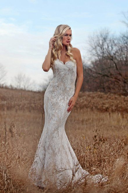 The 25 best images about Wedding Gowns on Pinterest | Sequin gown ...