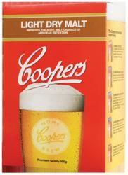 COOPERS INTENSIFICATORE LIGHT DRY MALT https://www.chiaradecaria.it/it/birra-fai-da-te/4613-coopers-intensificatore-light-dry-malt-9310441002480.html