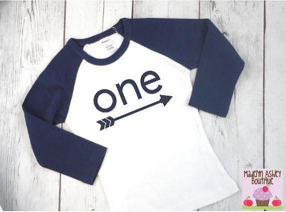 Boys Birthday Shirt-First Birthday Boy by MadelynAshleyBtq on Etsy