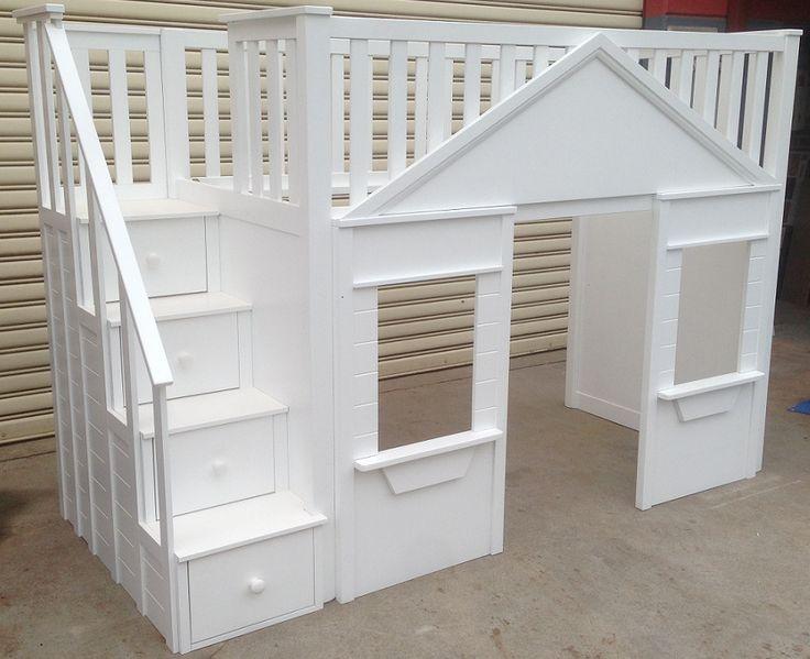 Loft Beds & Bunk Beds | Grandchester Designs