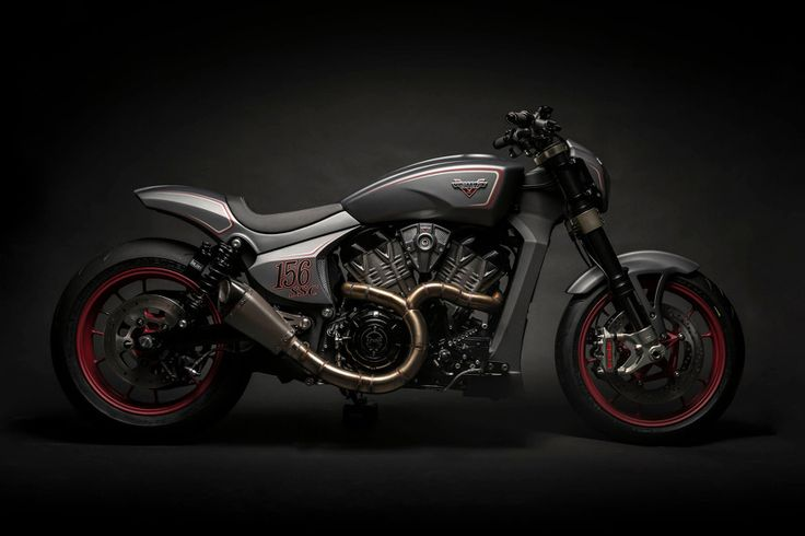 VICTORY MOTORCYCLES IGNITION CONCEPT