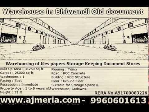 Лучшие склады в Бхиванди возле Мумбаи,Top Warehouses in Bhiwandi near Mu...