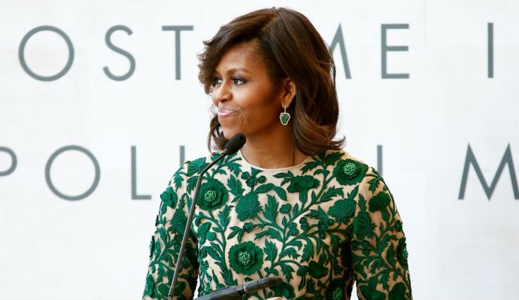 Michelle Obama has been seen like you've never seen her before — rocking a pair of Daisy Duke shorts. The former first lady and swaggy-cool ex-President Barack Obama have been on vacation since leaving the White House. Michelle in short, shorts and Mr. O with a hat turned to the back, appeared in beach