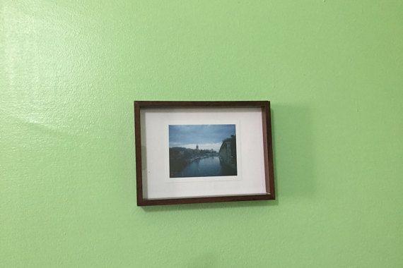 Painting Pescara Polaroid Canvas di MarioSiegaPhotograph su Etsy