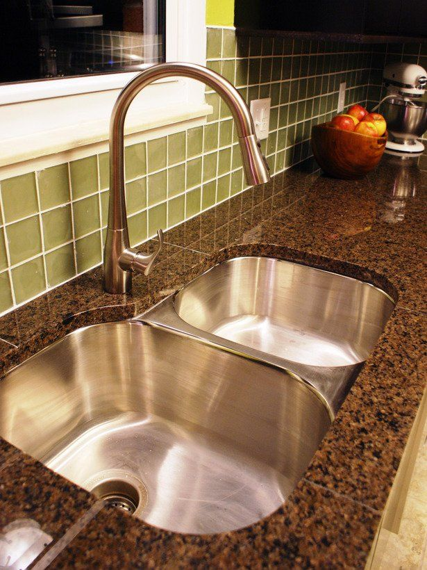 Kitchen Sinks For Granite Countertops 63 best granite counter tops images on pinterest | kitchen ideas
