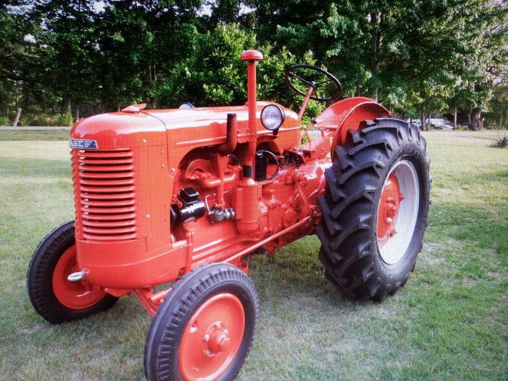 1947 Case Tractor : Case sex catalog tractor photo contest