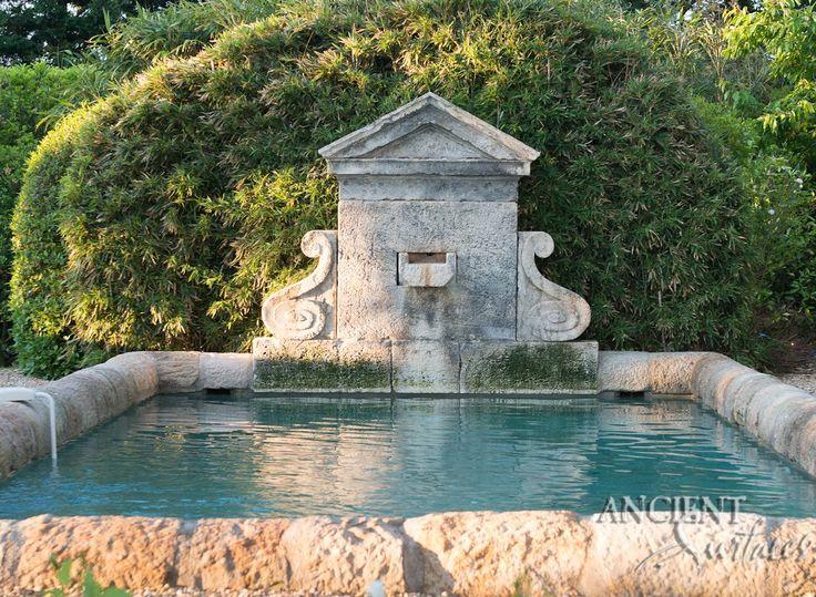 1000 Ideas About Pool Fountain On Pinterest Pool Ideas