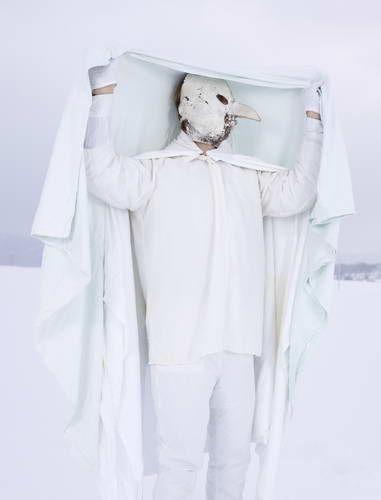 Charles Fréger / wilder Mann serie, 2010