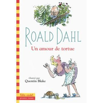 Un amour de tortue - Roald Dahl - Folio Junior
