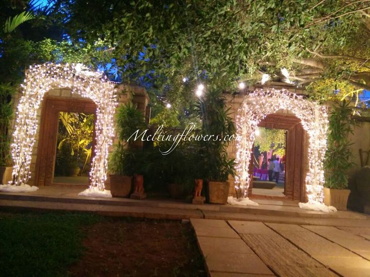 Tamarind Tree Outdoor Wedding Venues In Bangalore
