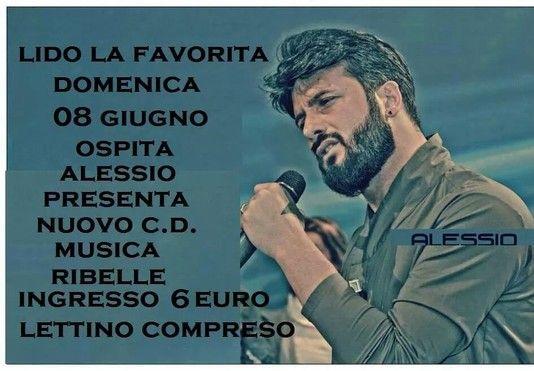 Campania Network - Alessio Domenica 8giugno2014 In Musica ribelle L 6.8.2014