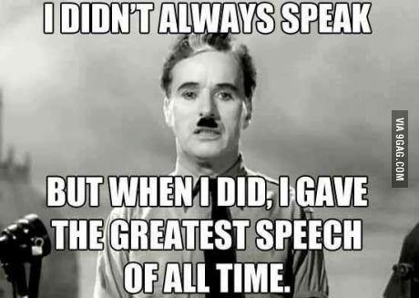 35eaddae9047df3ebfca29f9725222e6 hitler speech history memes 22 best charlie chaplin images on pinterest charlie chaplin