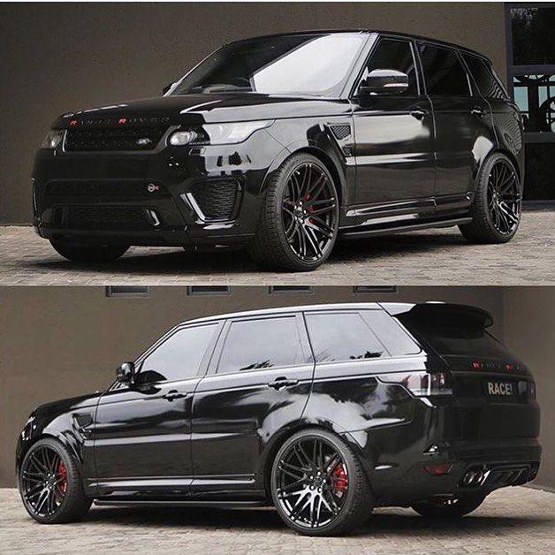 Range Rover In 2020 Luxury Cars Range Rover Range Rover Black Range Rover Sport Black