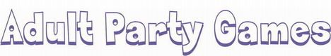 Adult Party Games for wedding party