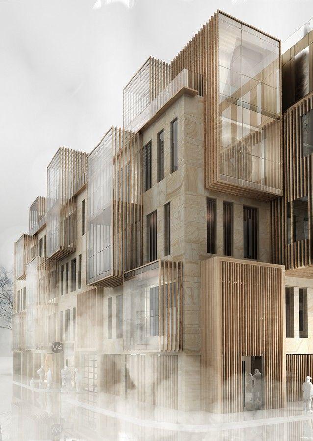 Riga Apartment Building