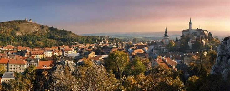Visit the picturesque town of Mikulov in the Moravian wine region! http://www.czechtourism.com/t/mikulov/