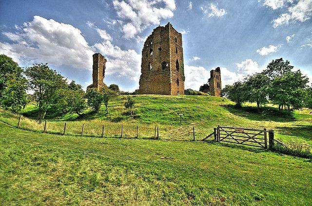 Sheriff Hutton Castle - Yorkshire