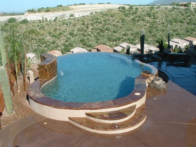 117 best images about vanishing edge pools on pinterest villas kid pool and pools. Black Bedroom Furniture Sets. Home Design Ideas