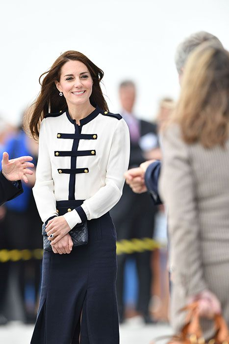 Kate visited the 1851 Trust in Portsmouth