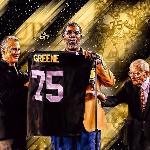 48 years ago today, we selected Mean Joe Greene in the first round of the 1969 NFL Draft!!!  #steelers #steelersnation #steelernation #pittsburgh #pittsburghsteelers  #Gosteelers #herewego #steelcity #nfl  #pennsylvania #blackandyellow #blackandgold #steelcurtain #legend #goat