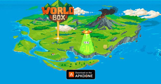 New Apk Worldbox Mod Apk 0 5 161 Free Shopping Updated Modded Apkdone The Incredibles Free Shopping Different Races