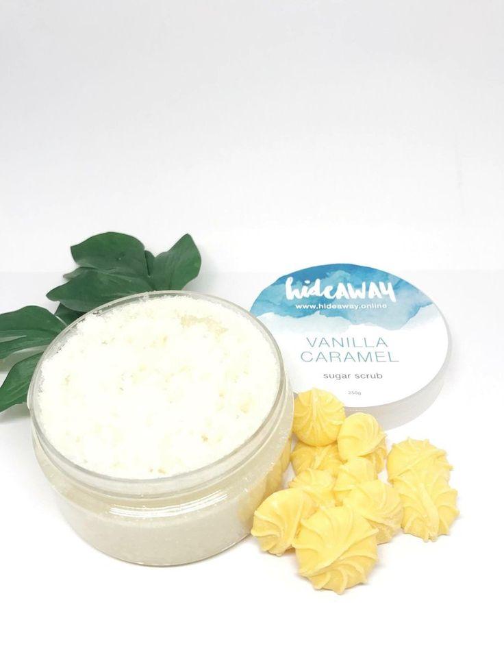 Sugar Scrub - Vanilla Caramel