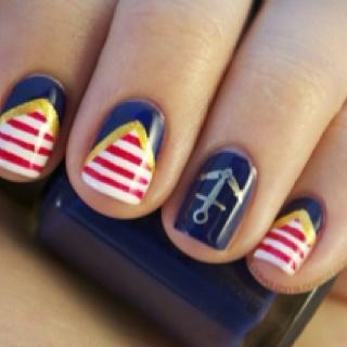 Ohhhhh LOVE nautical stuff