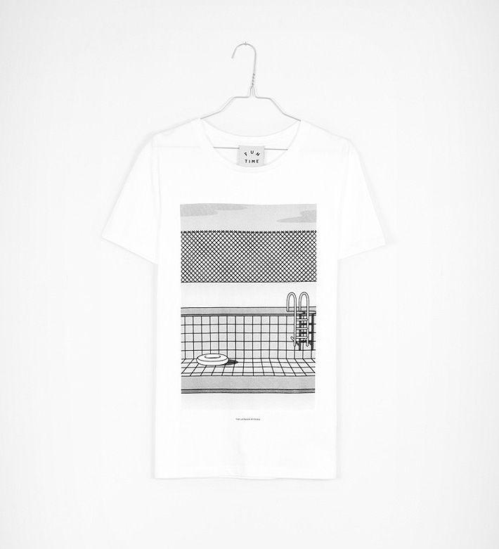 #funtime #tshirt  http://www.urbag.cz/moda-nemecke-znacky-fun-time-plna-ironie/