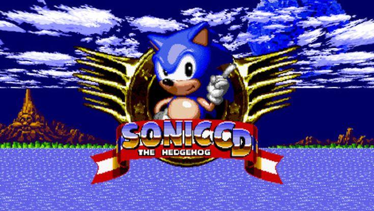 Sonic CD passe en freemium  publicitésmême pour ceux qui ont acheté le jeu