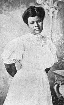"Sarah Breedlove, aka Madam CJ Walker. Born on a Louisiana cotton plantation, she became the first black American woman self-made millionaire. She created job opportunities for women, generously shared her wealth, and fought for civil rights. Some of her wise words: ""Don't sit down and wait for the opportunities to come. Get up and make them!"""