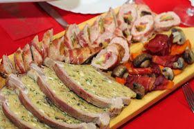 Ilcsi konyha: Töltött - göngyölt húsok