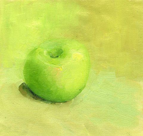 Syrlig eple