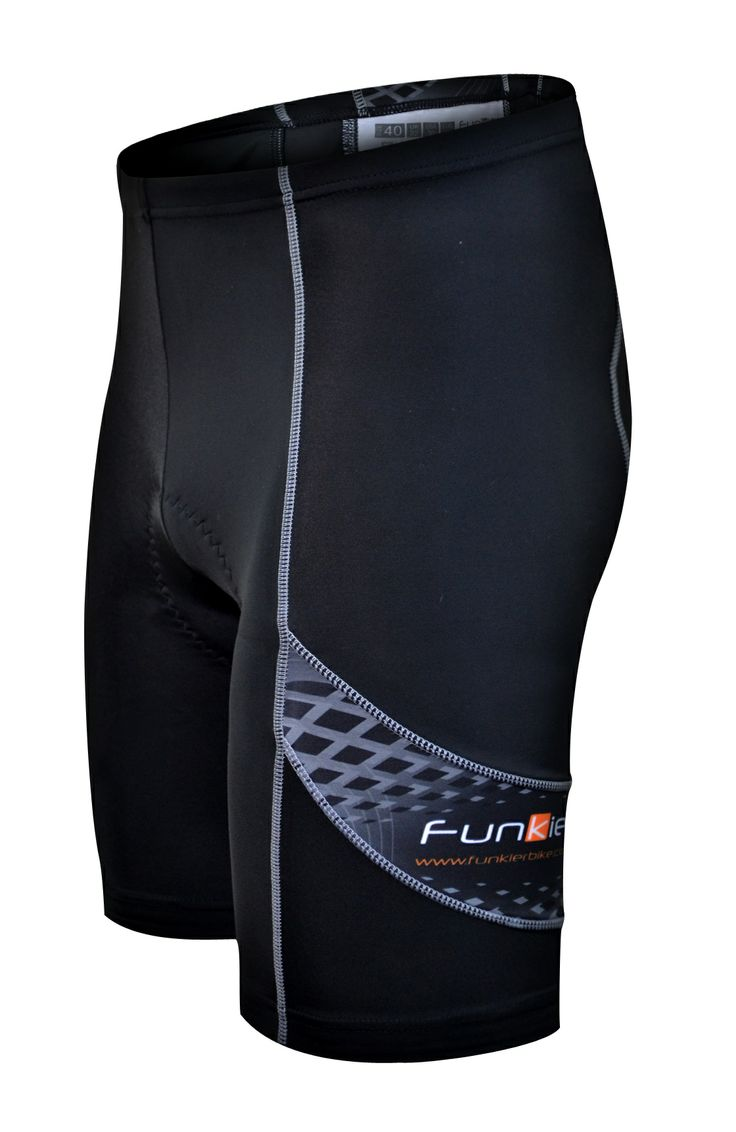Col du Tourmalet XPD-10 Panel Cycling Shorts are built with an antibacterial fabric, high density foam chamois pad for maximum comfort. These shorts are high quality and compare to shorts that cost three times more. Customers have compared to Pearl's or Gita high end shorts. Spend less for high quality, you'll be impressed we guarantee it. http://bit.ly/1mP8HHF