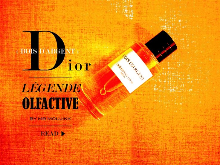Légende olfactive de la collection privée de Christian Dior, empreinte de savoir faire et d'expertise de la maison mythique de l'avenue Montaigne, le Bois d'Argent est un parfum de classe absolue, ...