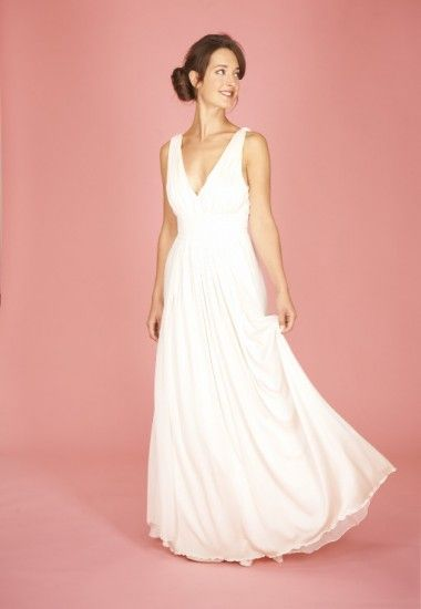 17 Best images about robe mariée on Pinterest  Oscar de la Renta ...