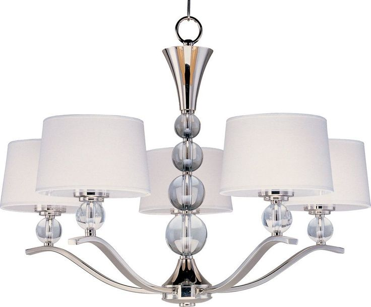 Sale maxim lighting rondo single tier chandelier in polished nickel from the original bowery lights shop our large maxim lighting collection and save on
