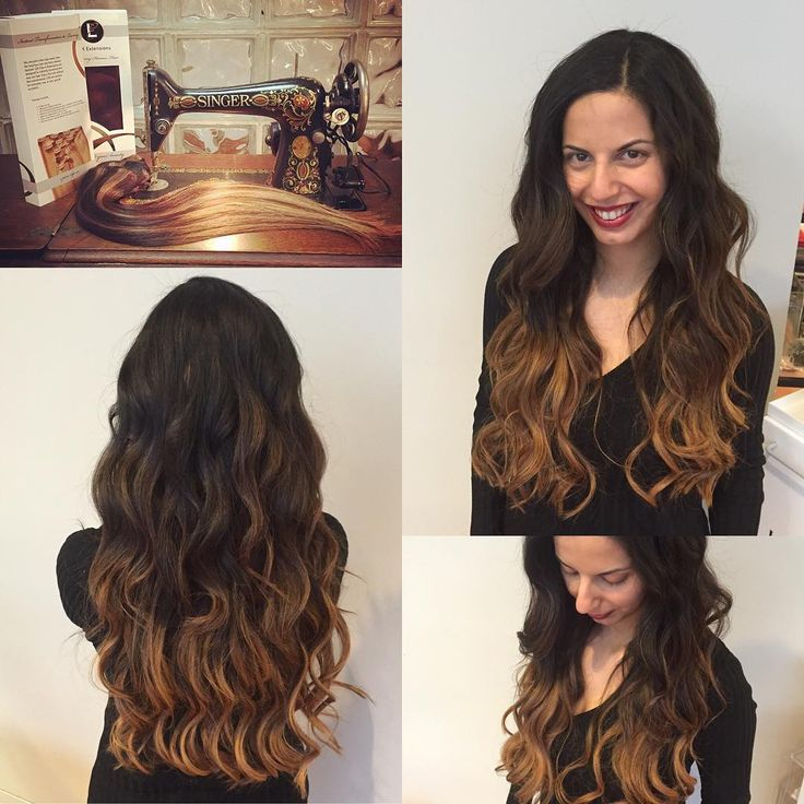 138 best hair extension trends and looks images on pinterest lox hair extensions on instagram custom order came to life there is no pmusecretfo Images