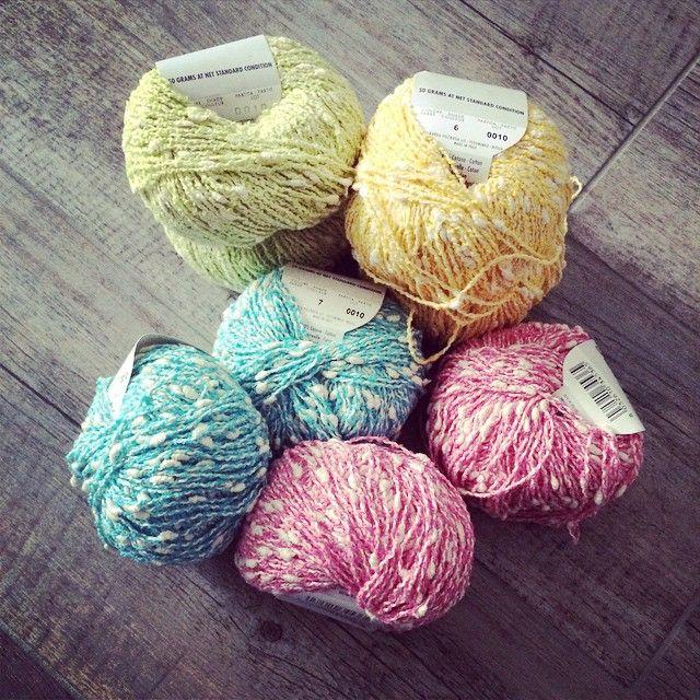 cotton yarnballs vane.handicraft's photo on Instagram
